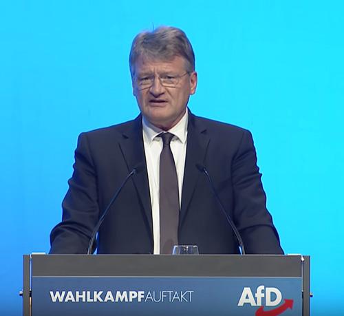 Bewegende Rede J.Meuthen's zum Auftakt des Europawahlkampfs