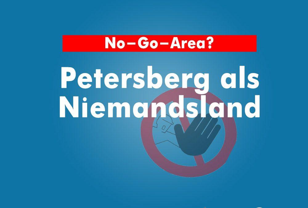 Petersberg als Niemandsland?