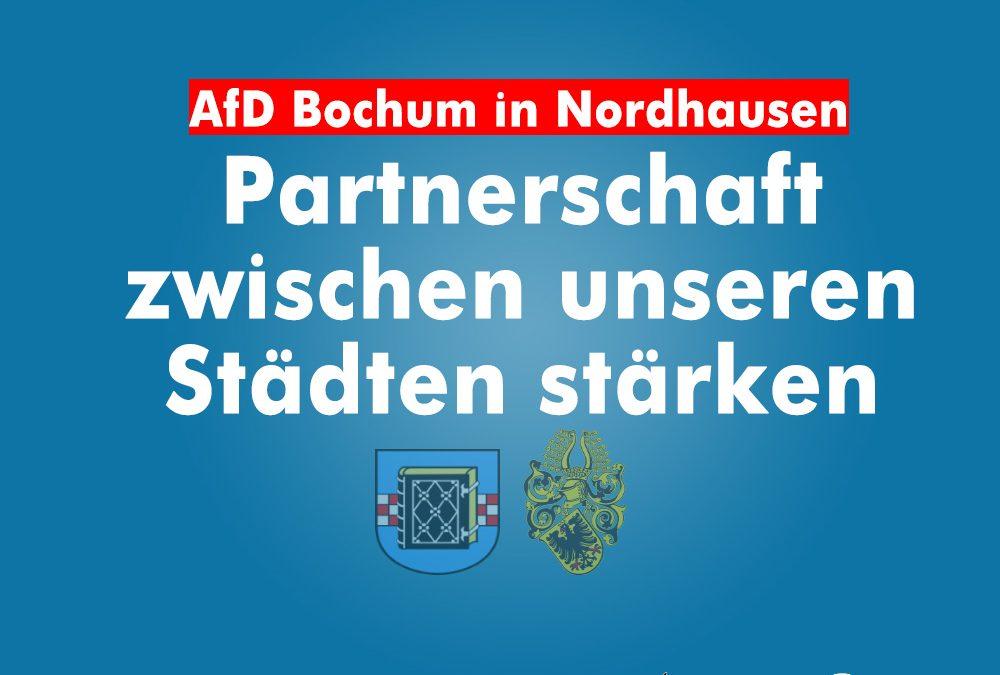 Besuch der AfD-Freunde aus Bochum