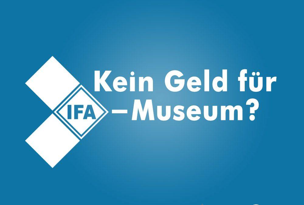 Theater trifft IFA-Museum Nordhausen