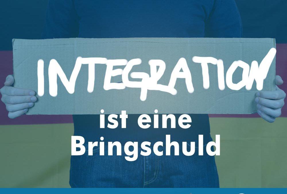 Integration ist eine Bringschuld