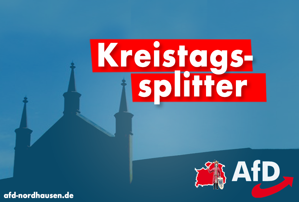 """""""Kreistagssplitter"""" – Mai 2020"""