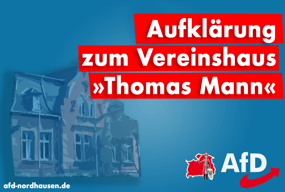 Thomas-Mann-Haus soll geräumt werden