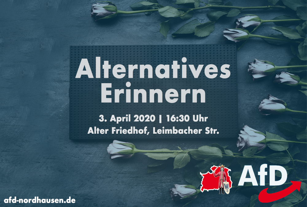Alternatives Erinnern