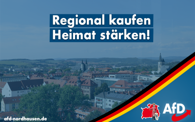 Regional kaufen – Heimat stärken!