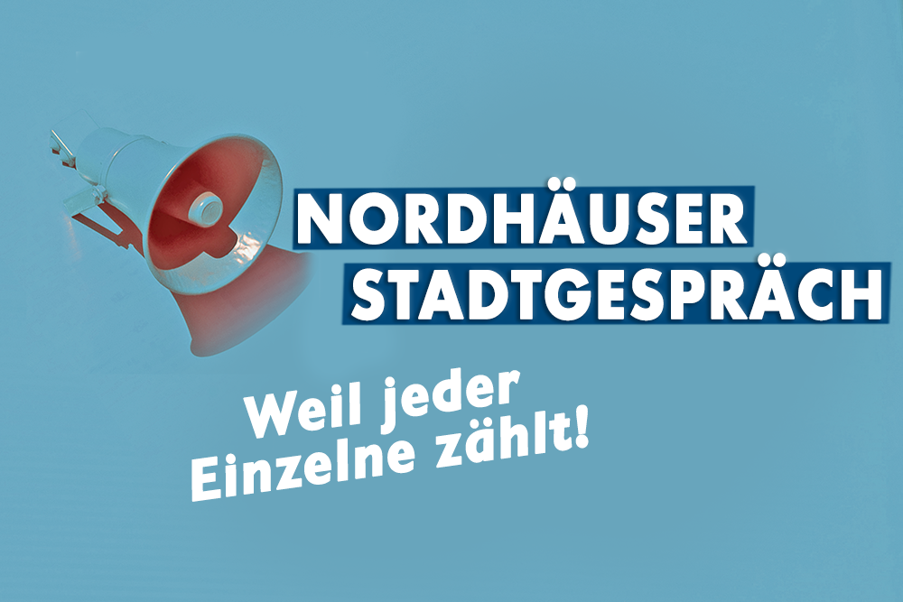 """Forum für die Bürger: """"Nordhäuser Stadtgespräch"""""""