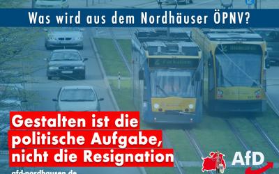 AfD will Variantenvergleich und Bürgerbefragung zu Bus und Straßenbahn
