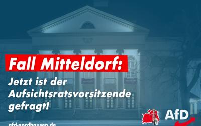 Fall Mitteldorf: Jetzt ist der Aufsichtsratsvorsitzende gefragt