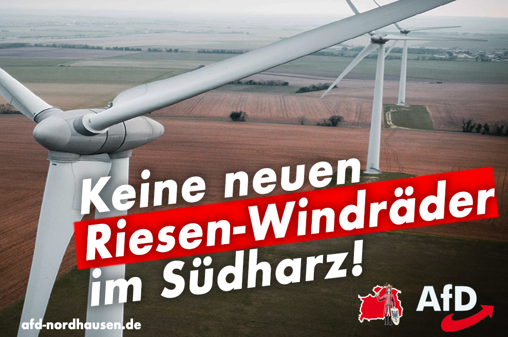Kreistag: Windkraft und Repowering