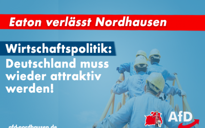 Eaton Nordhausen & Co. – Die Rot-Rot-Grüne Schwarzsaat geht auf