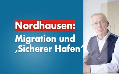 Video: Sicherer Hafen Nordhausen