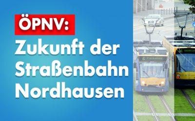Video: Zukunft unserer Straßenbahn / ÖPNV Nordhausen