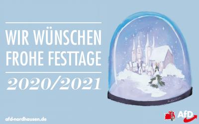Weihnachtsgruß 2020