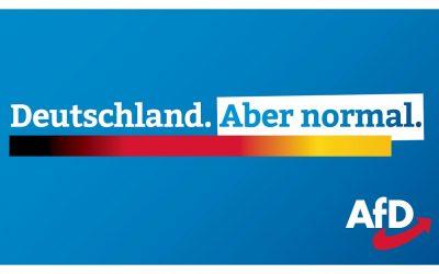 Deutschland. Aber normal.