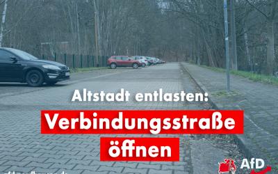 Verbindungsachse zwischen Europakreuzung und Wallrothstraße